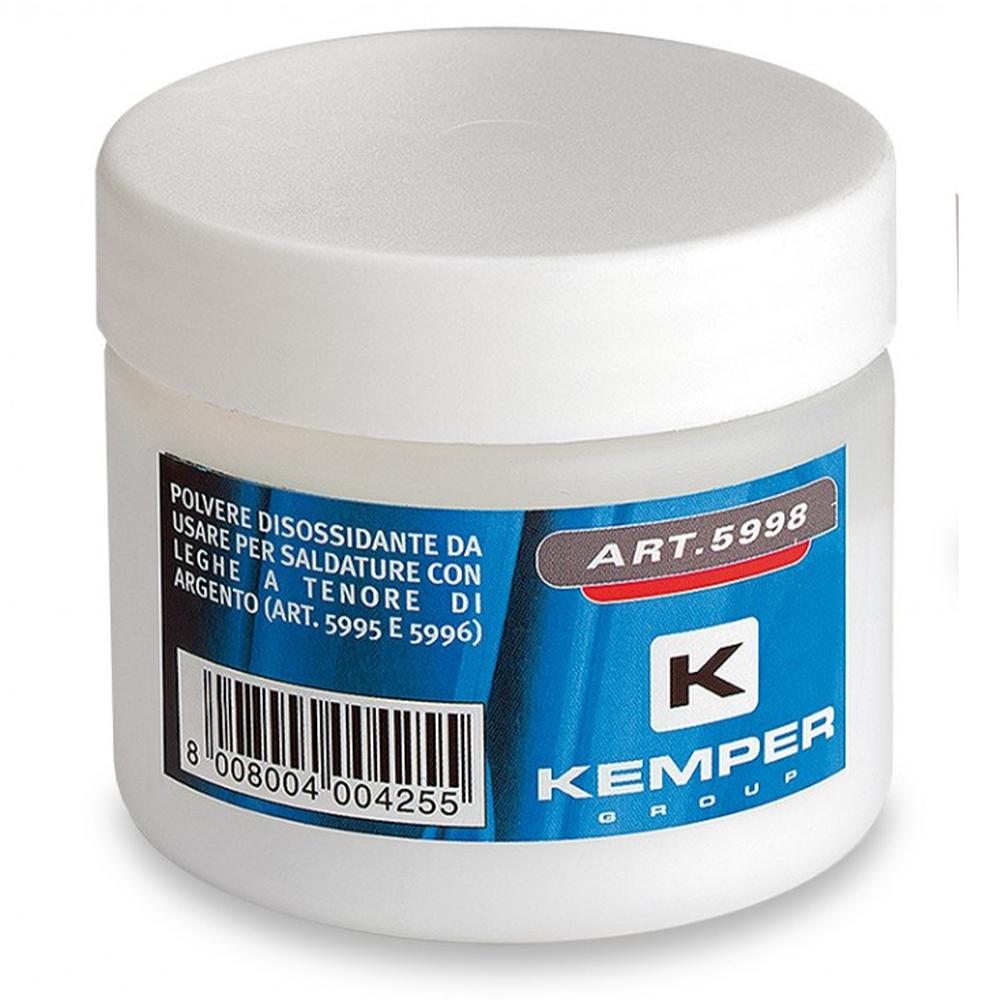 Pudra deoxidanta argint, Kemper, solubila, 100 g mathaus 2021