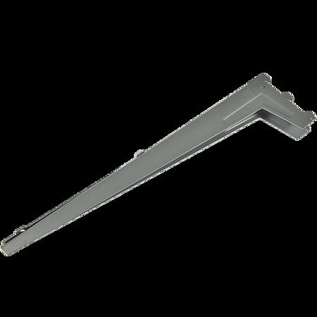 Suport vinclu, metal, gri, L: 480 mm