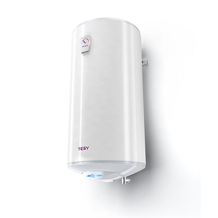 Boiler termoelectric Tesy Base Line GCVS1004420B11TSR, 100 l, 2000 W, alb, diametru 44 cm, lungime 93 cm