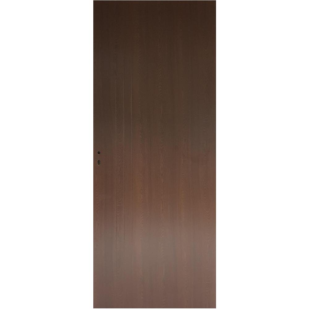 Usa plina interior, Pamate M050, stejar auriu, 203 x 70 x 3,5 cm + toc reglabil, reversibila imagine 2021 mathaus