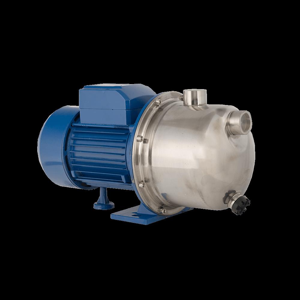 Electropompa de apa curata Tricomserv Economy JetInox 110, electric, 1.5CP, 60 l/min debit imagine MatHaus.ro