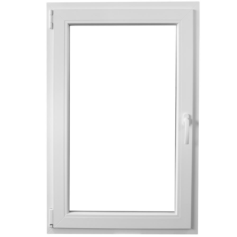 Fereastra PVC, 5 camere, alb, 56 x 86 cm imagine MatHaus.ro