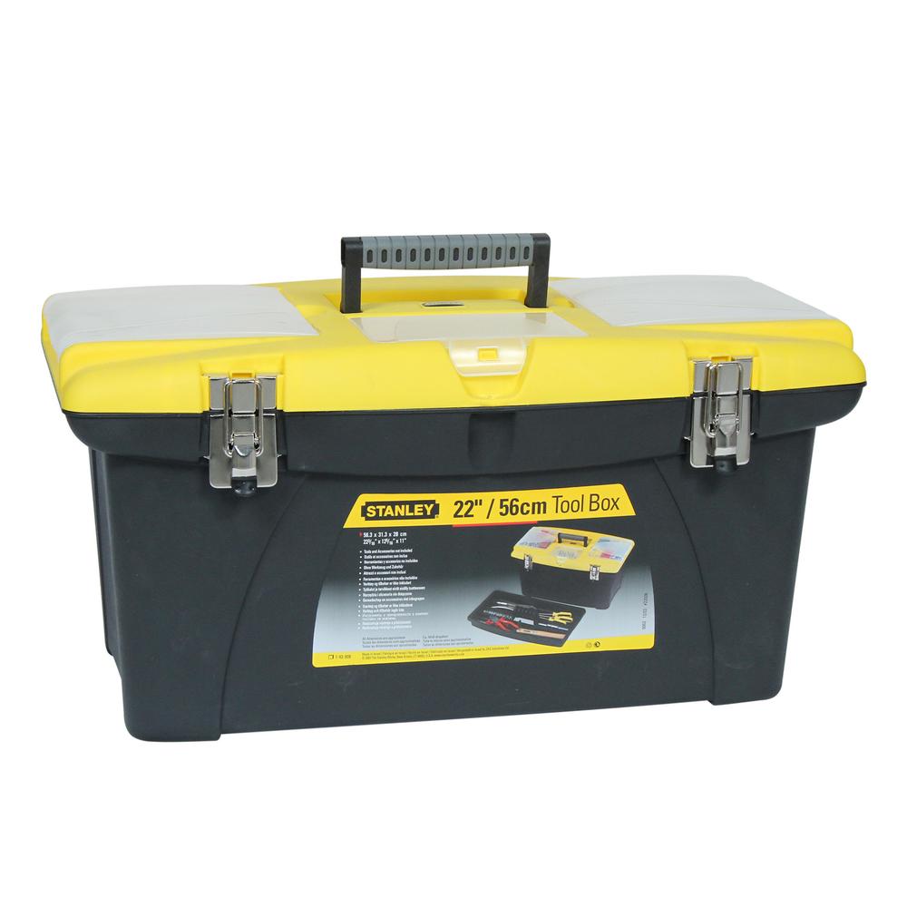 Cutie Scule 550 mm + Organizator + Inchizatoare Metalica