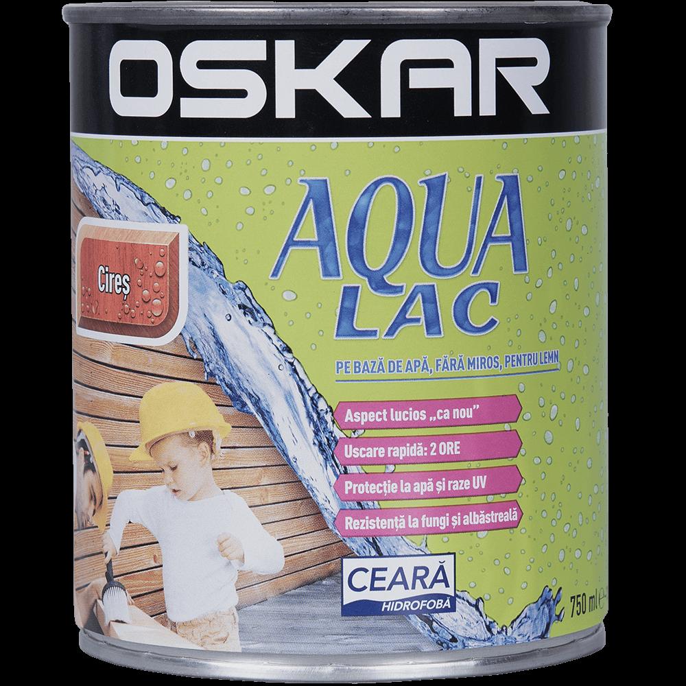 Lac Oskar Aqua cires 0,75 L