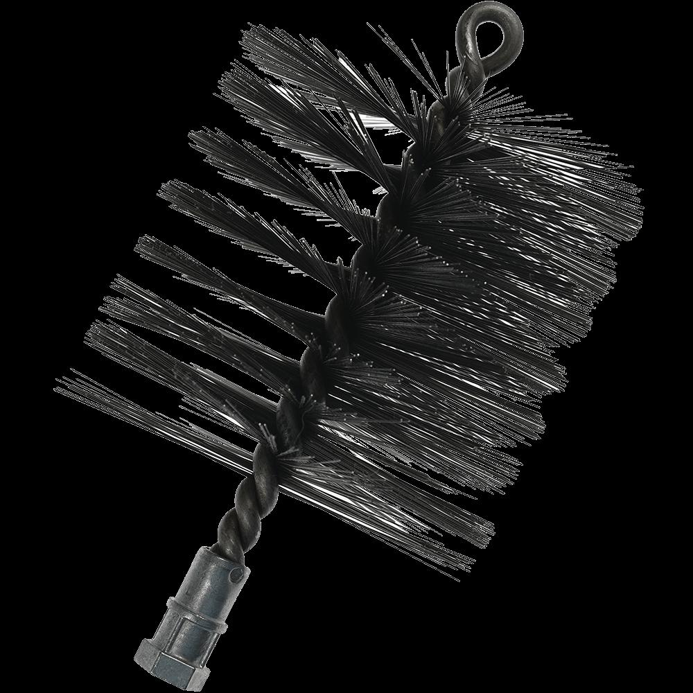 Perie arici pentru burlane soba, D: 125 mm, L: 180 mm imagine 2021 mathaus