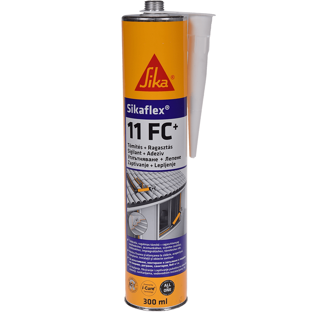 Adeziv sigilant elastic monocomponent Sikaflex®-11 FC, alb, 300 ml mathaus 2021