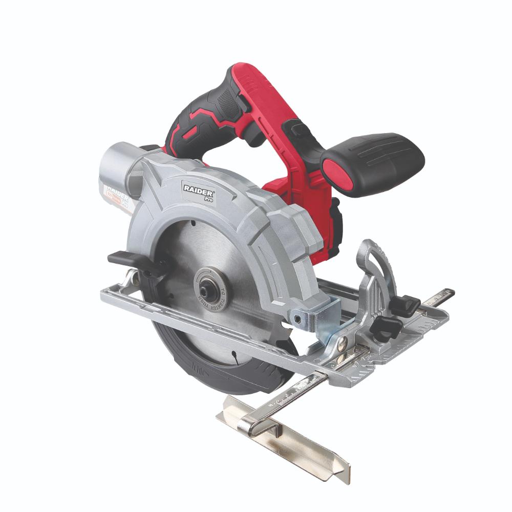Fierestrau circular de mana Raider RDP SCS20 Solo, D 165 mm, 24 dinti, 4200 rpm imagine MatHaus.ro