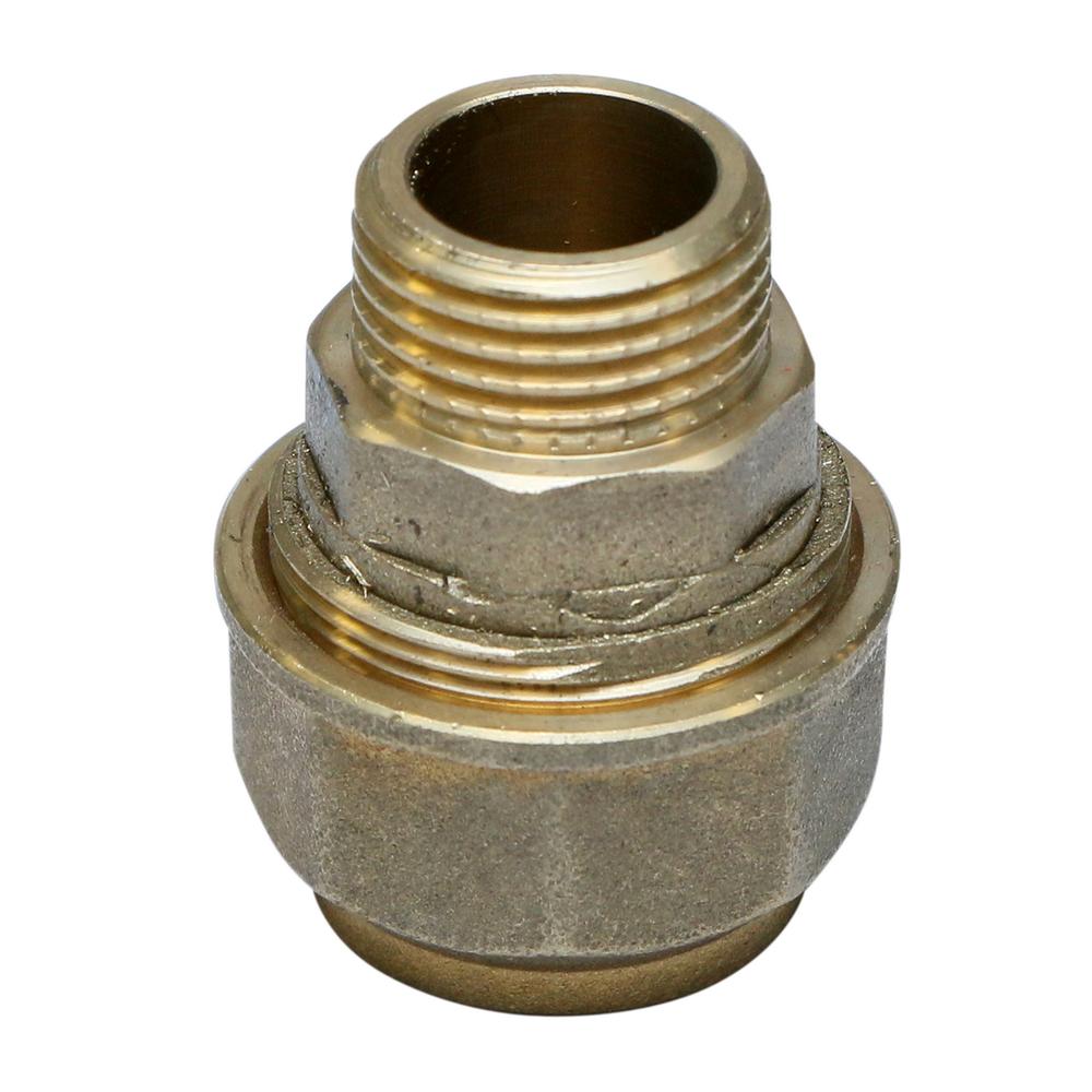 Mufa rapida FE PVC HGT, alama, auriu, 1/2 inch x 20 mm