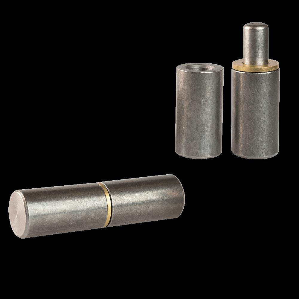 Balama pentru sudura calibrata, otel, D: 32 mm x L: 120 mm, 2 buc imagine 2021 mathaus