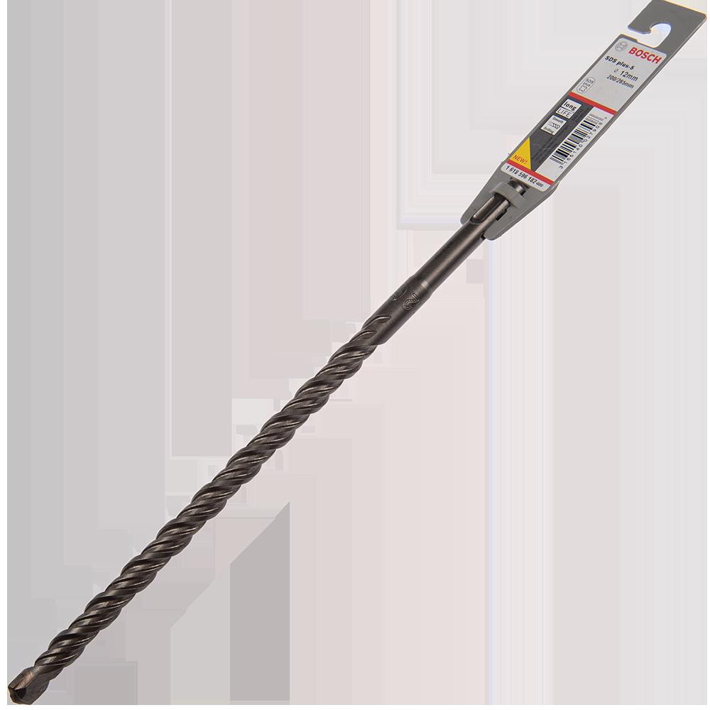 Burghiul Bosch, SDS-Plus-5, pentru beton, 12 mm imagine MatHaus.ro