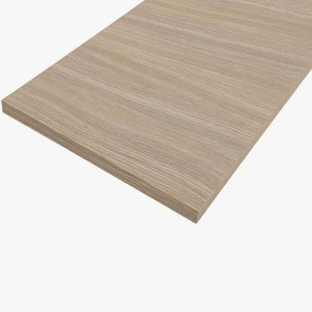Polita Ferrara din pal melaminat stejar mat, 119 x 28 cm mathaus 2021