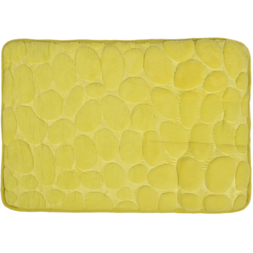 Covoras de baie, microfibra 100%, verde, 40 x 60 cm imagine 2021 mathaus