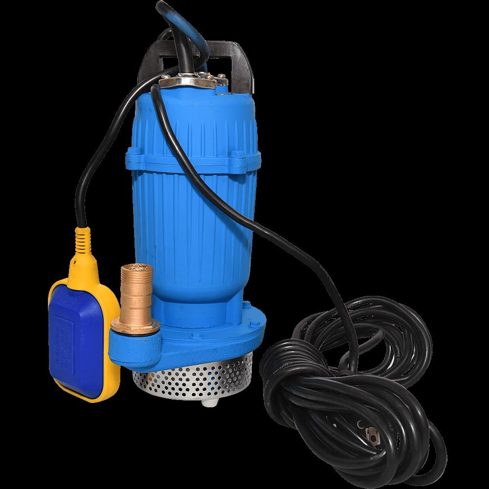 Pompa submersibila Gospodarul Profesionist QDX-16-F, 370W, 3.000 l/h, 6 kg imagine MatHaus.ro