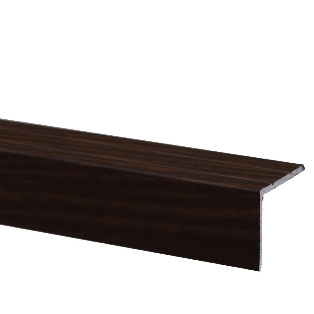 Profil pentru treapta cu surub S45, Set Prod, 25 mm, bronz, 1 m imagine 2021 mathaus