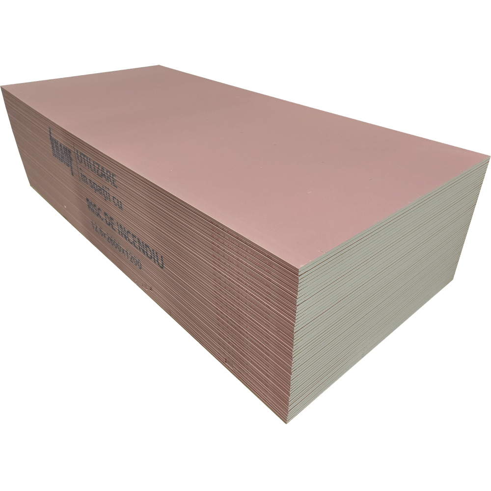 Placa gips-carton, Knauf GKF,  grosime 12,5 mm, 2600 x 1200 mm imagine MatHaus