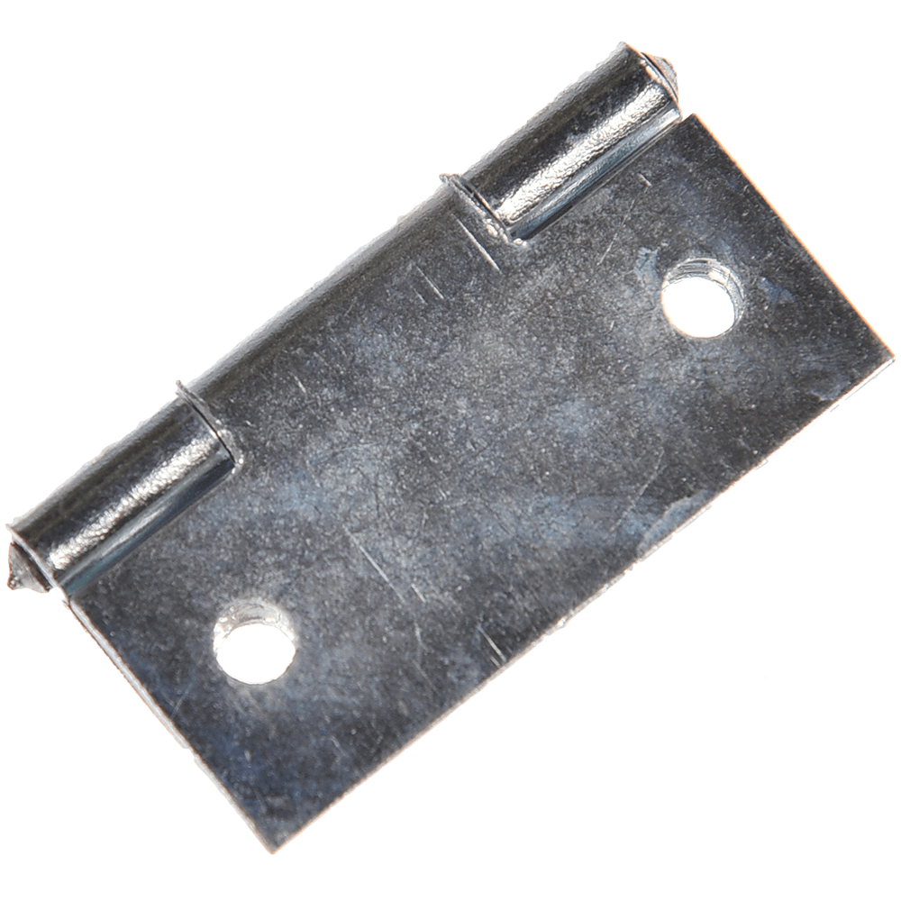 Balamale tip aripi plane, otel, zincat alb, 30 x 30 mm