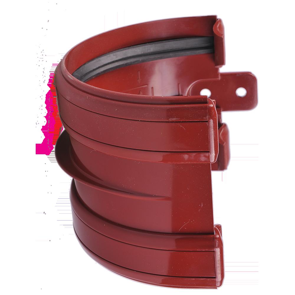 Imbinare jgheab PVC, Regenau, 125 mm, rosu RAL 3011 imagine 2021 mathaus