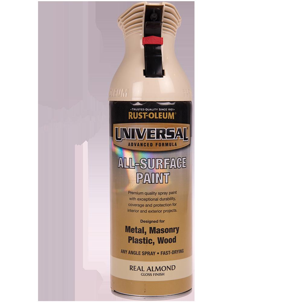 Spray Universal all-surface lucios real almond 400 ml imagine 2021 mathaus