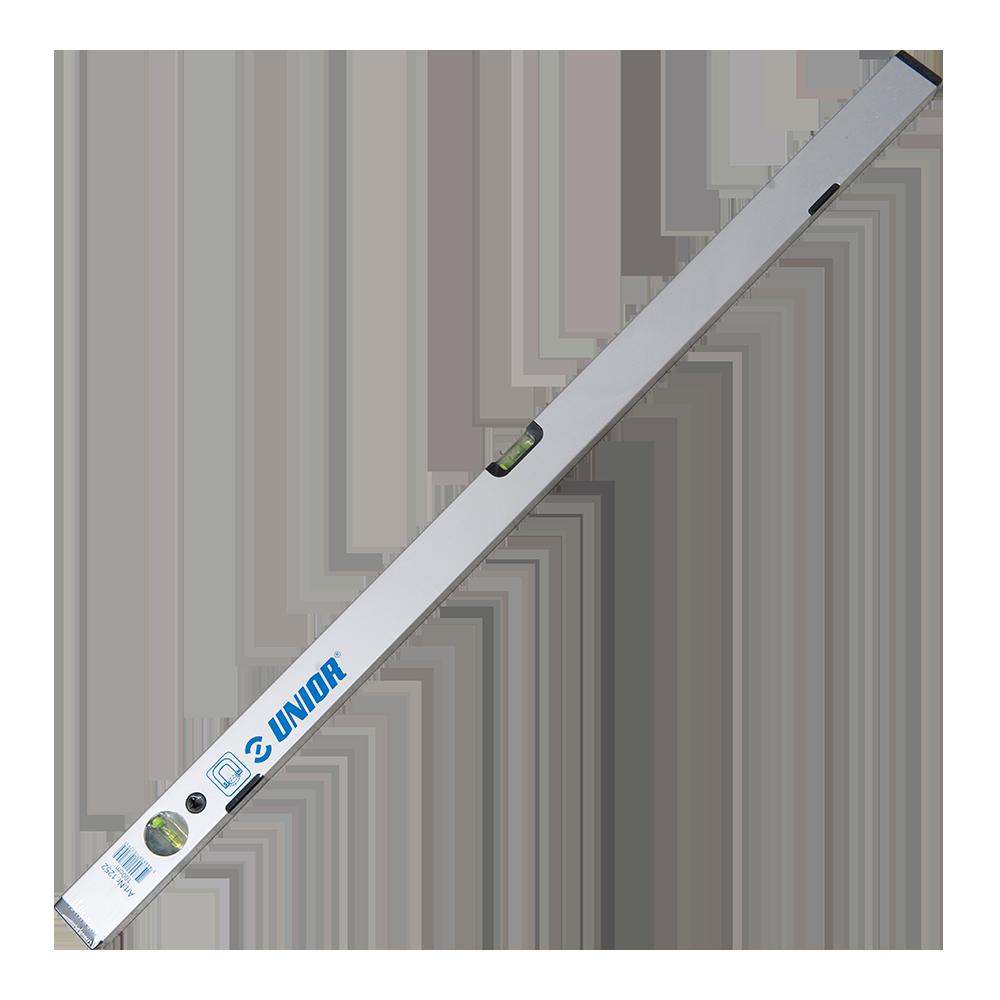 Nivela cu bula si magnet Unior 1250, cu 2 idicatori, din aluminiu, 1000 mm mathaus 2021