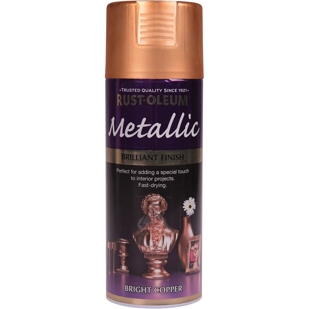 Spray metallic cupru luminos 400 ml
