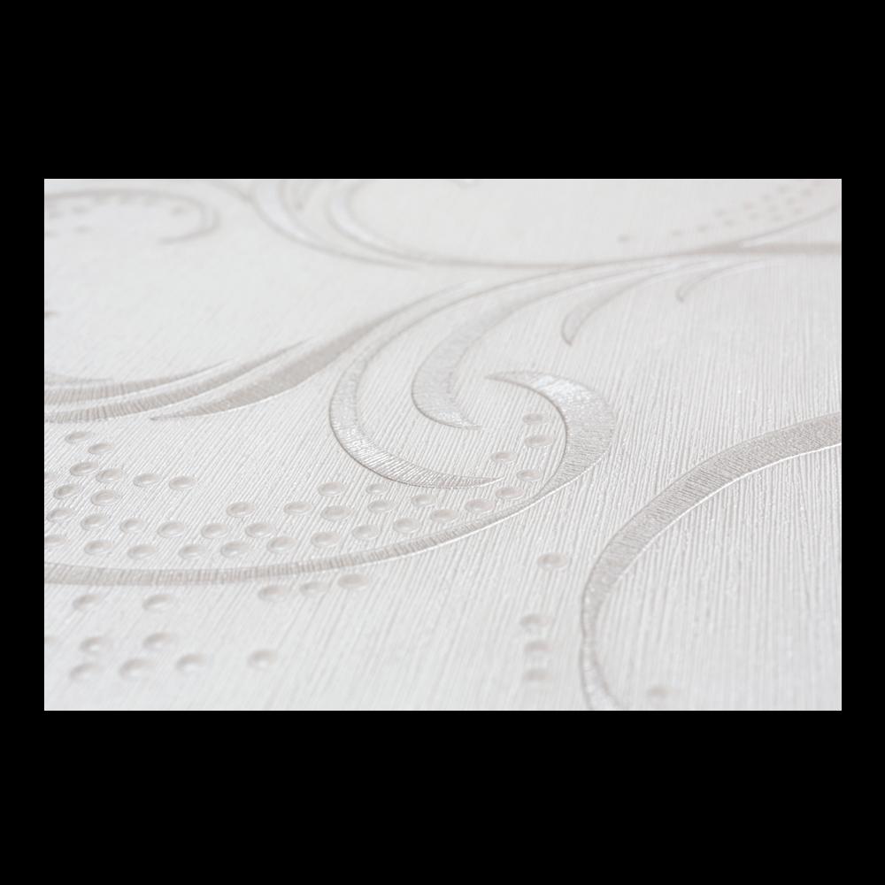 Tapet vinil Seela Adoro, model bej, 10 x 0,53 cm