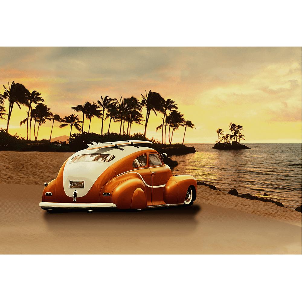 Fototapet duplex Hawaii 057P8, 368 x 254 cm