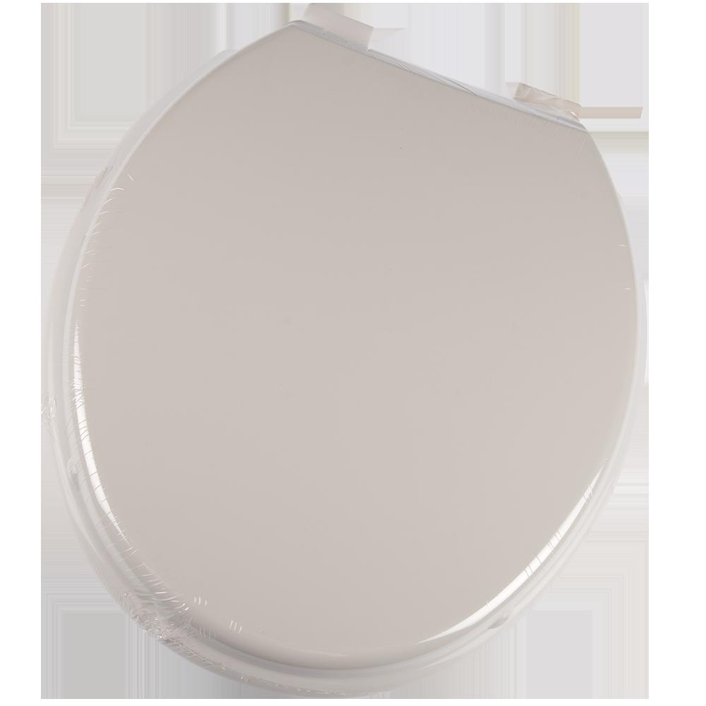 Capac WC Wirquin cu reductie pentru copii soft-close, plastic, rotund, alb