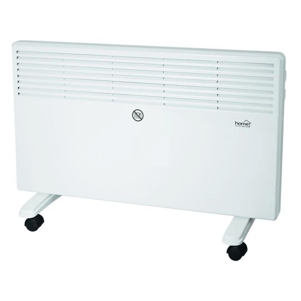 Convector electric FK 130/2000 Home by Somogyi, portabil, 2000 W, 78 x 51 x 25 cm, 2 trepte, termostat mecanic, oprire automata, IPX4 imagine 2021 mathaus