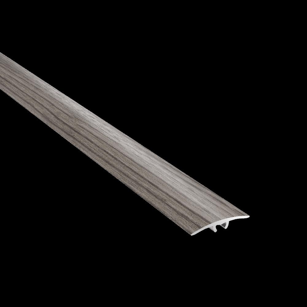 Profil de trecere cu surub mascat, diferenta de nivel SM2 Arbiton, stejar argintiu, 0,93 m