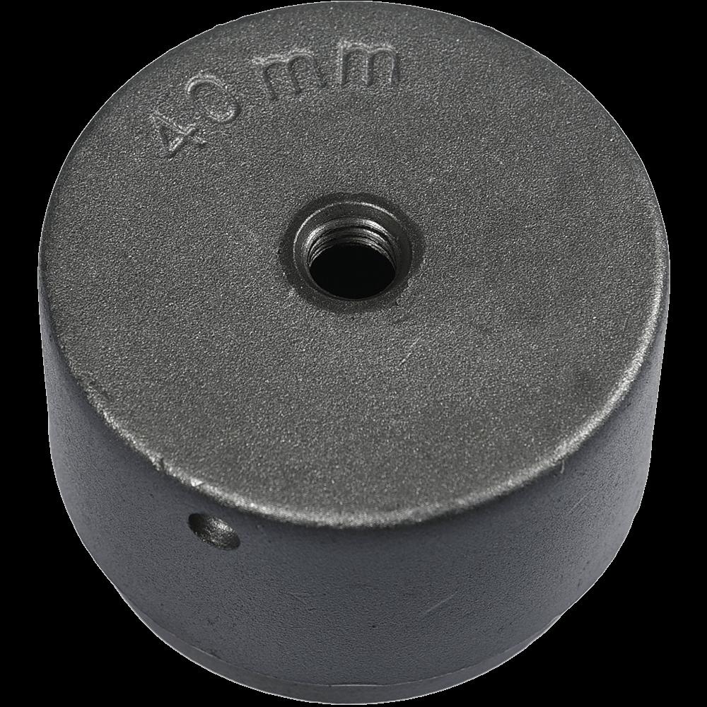 Bacuri pentru sudura PPR, diametru 40 mm