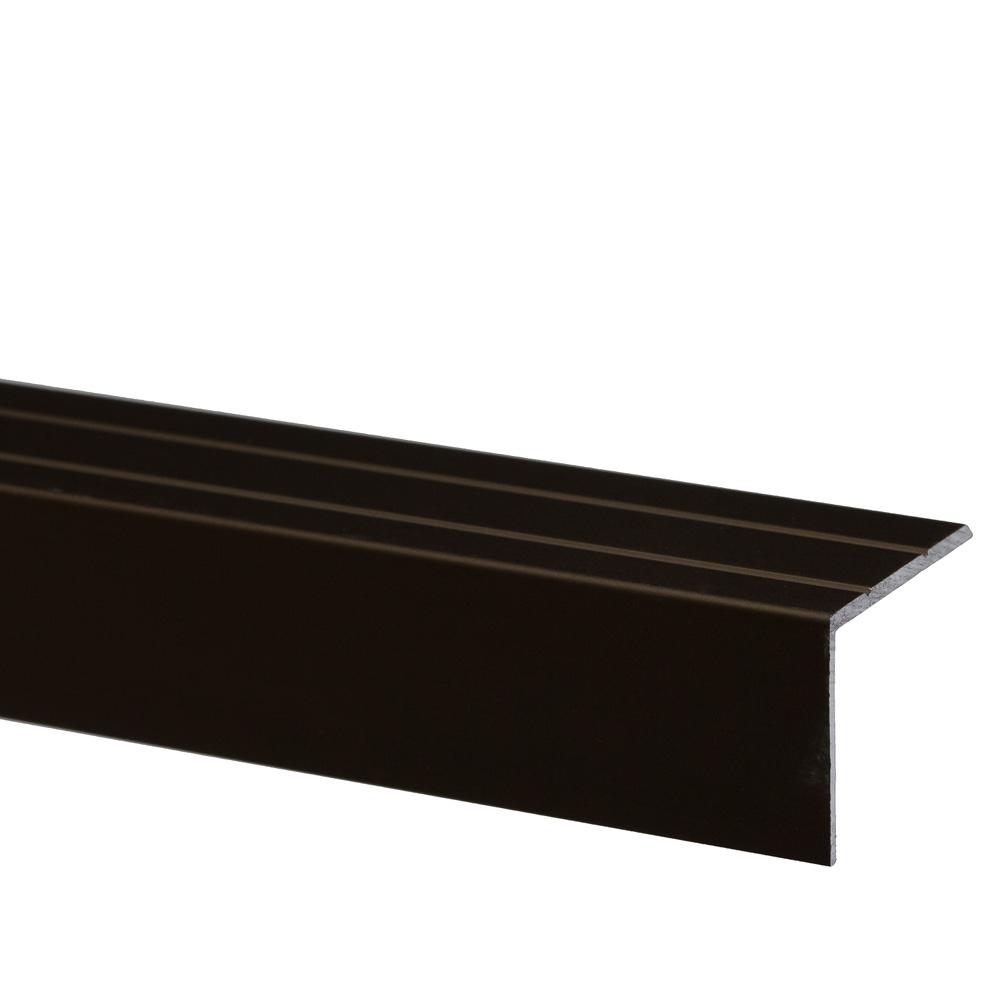 Profil pentru treapta cu surub Set Prod S45 cu latime 25 mm, bronz, 3 m imagine 2021 mathaus