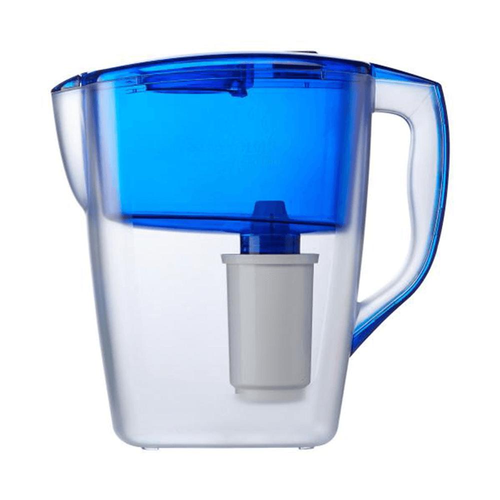 Cana filtranta Geyser Hercules, plastic, albastru, argint activ, 4l mathaus 2021