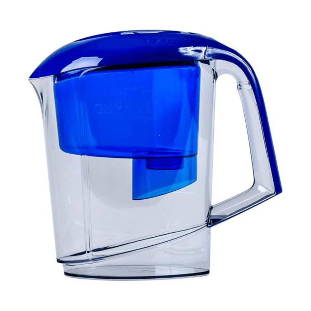Cana filtranta Geyser Vega, plastic, albastru, cartus filtrant, 3l mathaus 2021