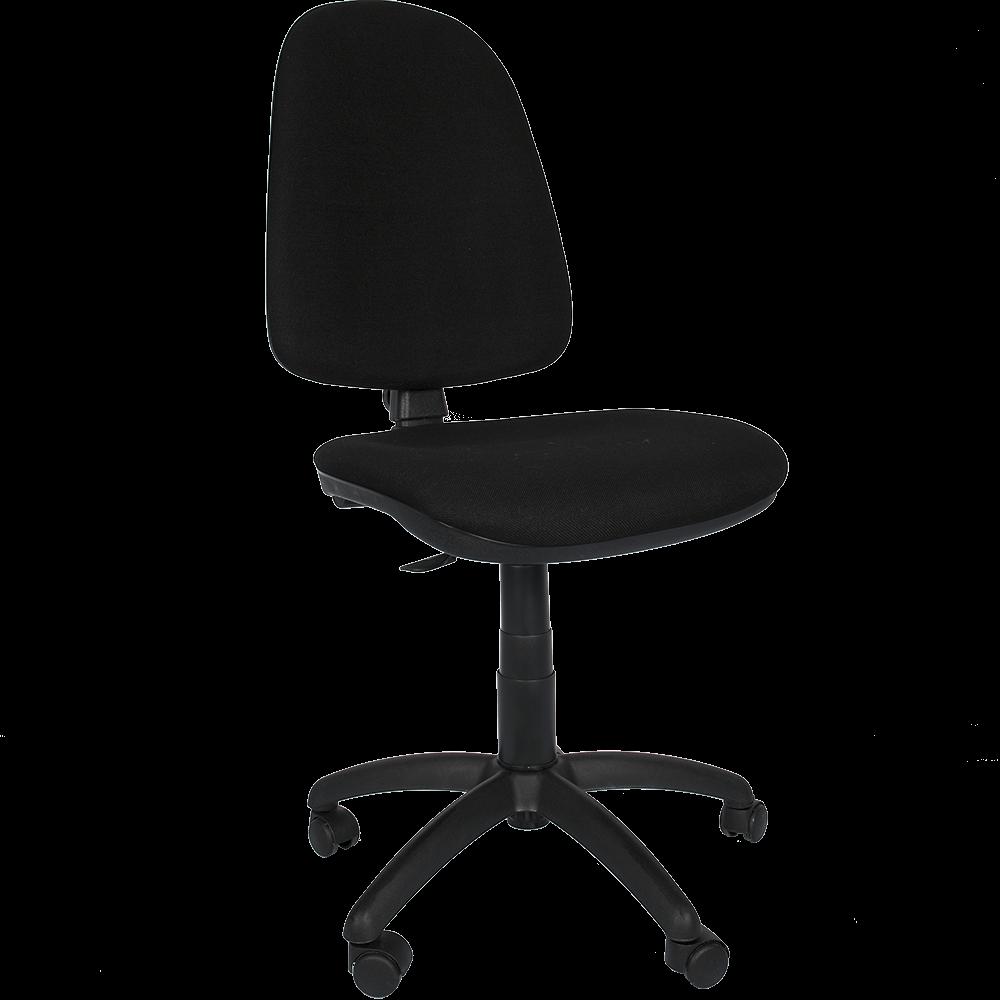 Scaun birou ergonomic Golf C11, fara brate, negru imagine MatHaus.ro