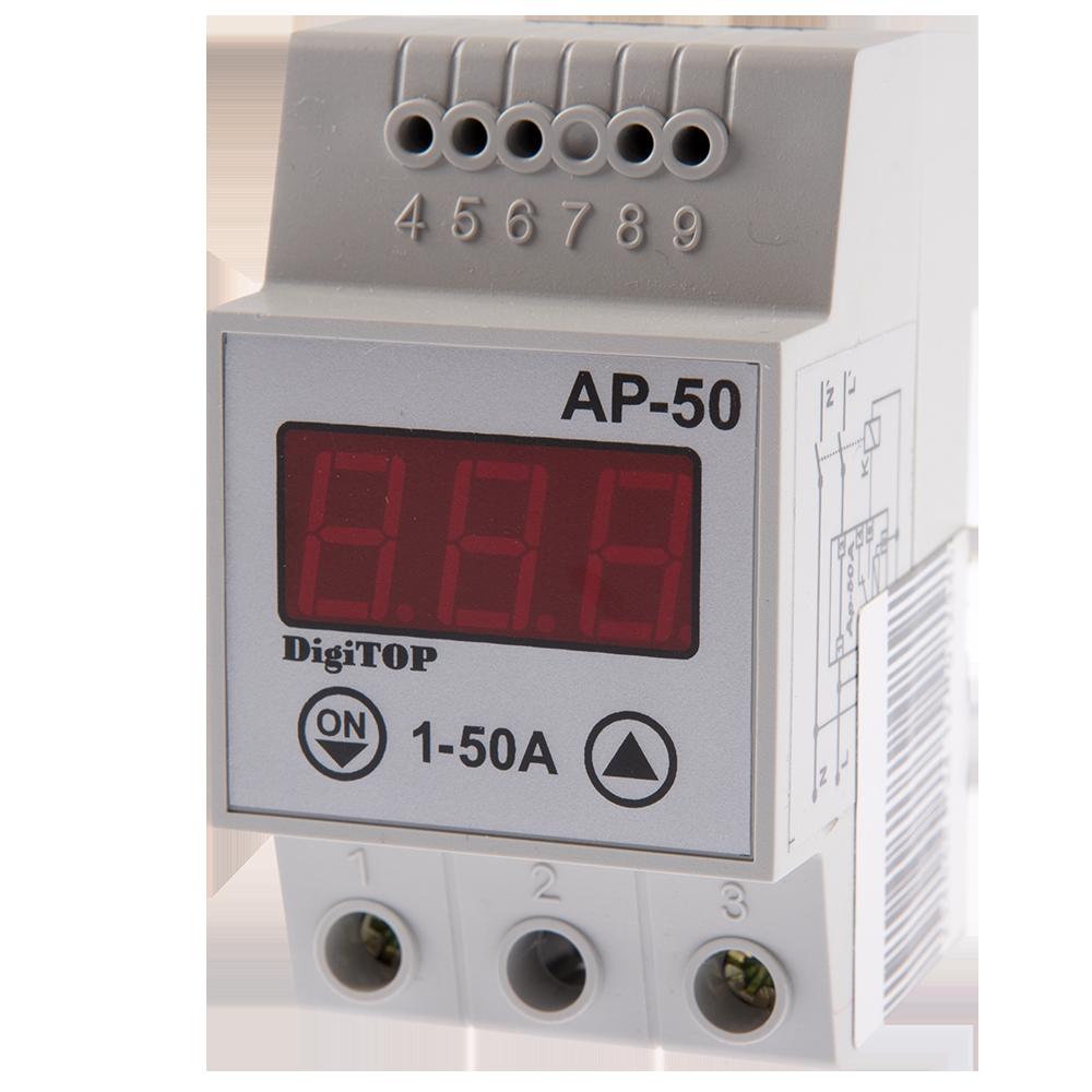 Releu de protectie a amperajului, AP - 50A