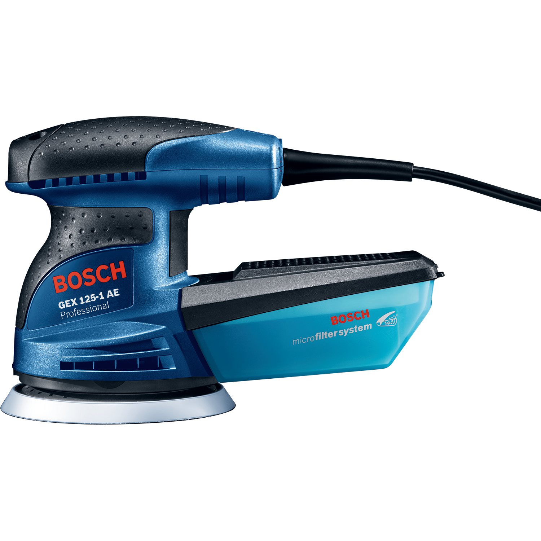 Slefuitor cu excentric Bosch GEX 125-1 AE , 250W , 12000 rot/min imagine 2021 mathaus
