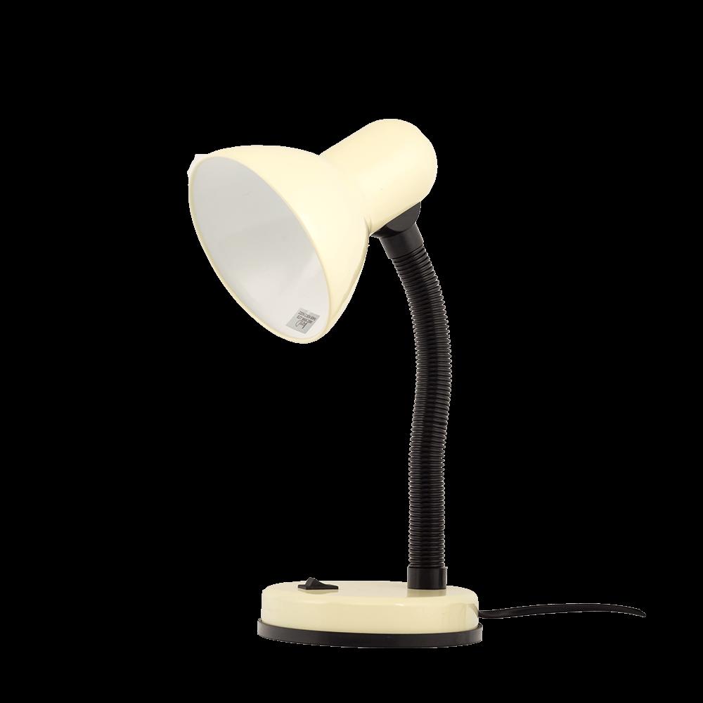 Lampa de birou Klausen Harry, 1 x E27, galben imagine 2021 mathaus