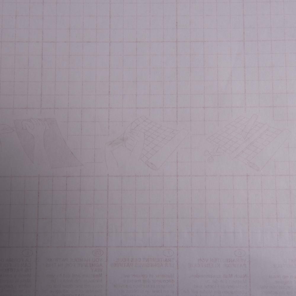 Folie autocolanta transparent 90 cm x 15 m 91-2000 imagine 2021 mathaus