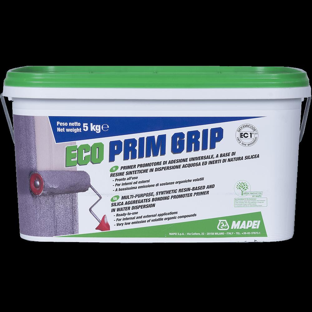 Primer universal pentru aderenta Mapei Eco Prim Grip, 5 kg