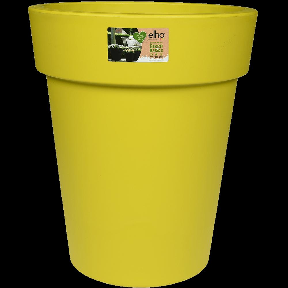 Ghiveci Top Planter, 35 cm, Lime imagine MatHaus.ro