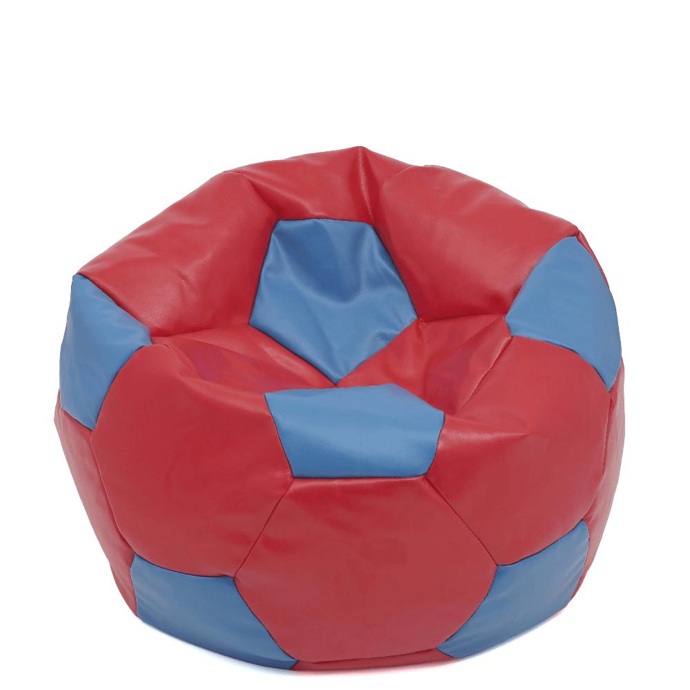 Fotoliu minge IP Rosu/ albastru, 74 x 74 cm imagine 2021 mathaus