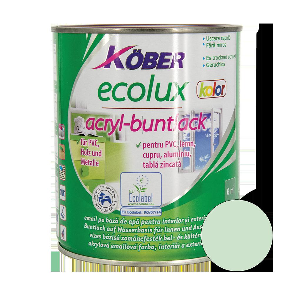 Email Ecolux Kolor vernil 0,75 L imagine MatHaus