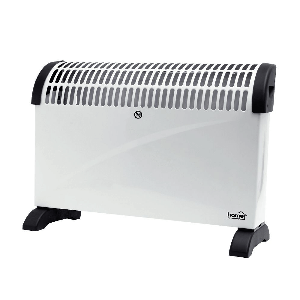 Convector electric FK 330 Home by Somogyi, portabil, 2000 W, 53 x 38 x 20 cm, 3 trepte, termostat mecanic, oprire automata, IP20 imagine 2021 mathaus