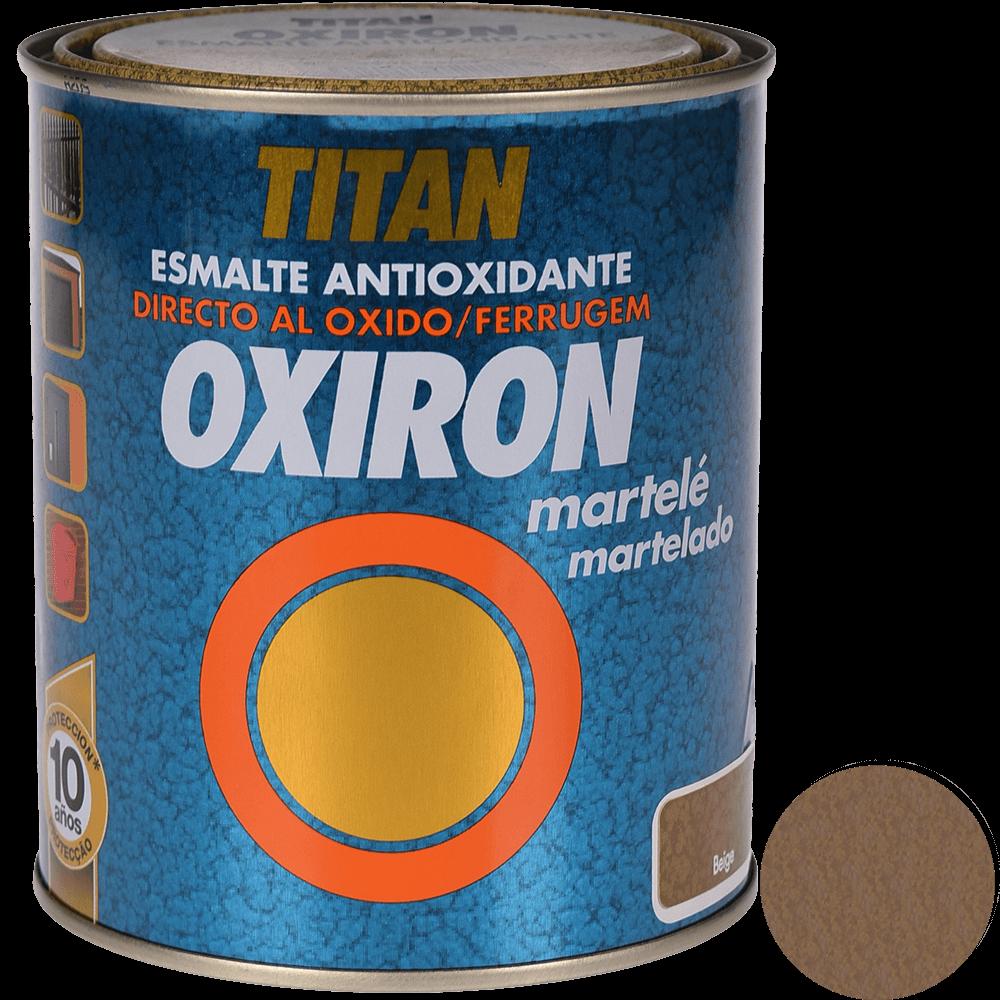 Email Oxiron lovitura de ciocan, bej, 750 ml