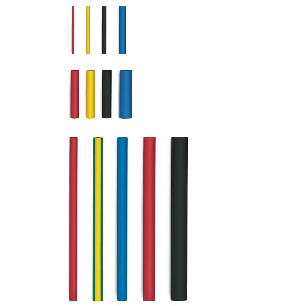 Set tuburi contractile 2,4-4,8 mm Steinel mathaus 2021
