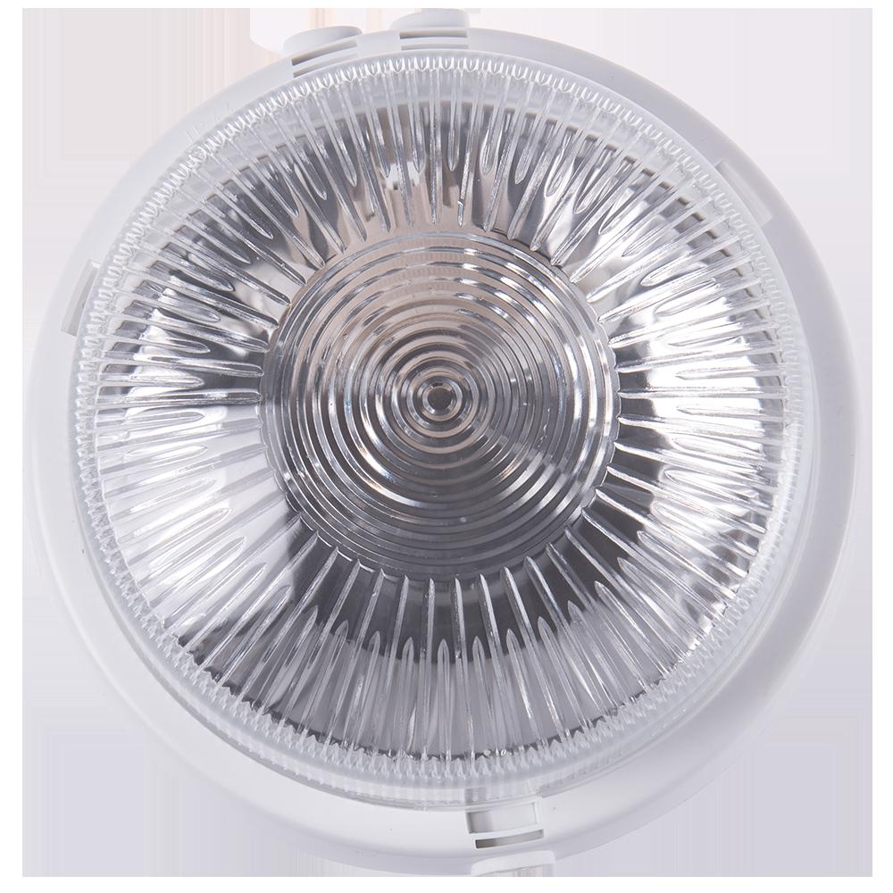 Plafoniera ermetica Tuna 100W S1101-W imagine MatHaus