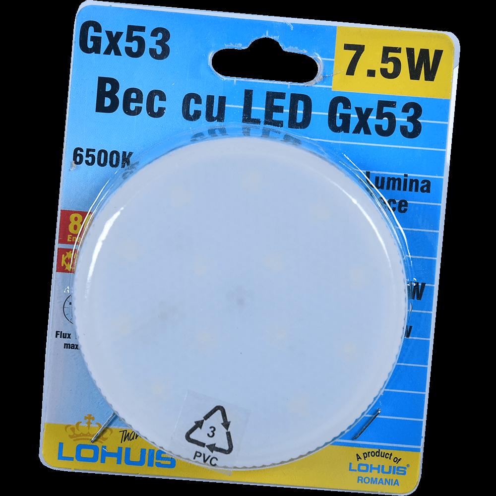 Bec Led Gx53 7.5 W Lohuis mathaus 2021