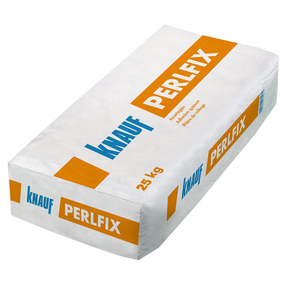 Adeziv pentru placi de gips-carton, Knauf Perlfix, 25 kg imagine MatHaus