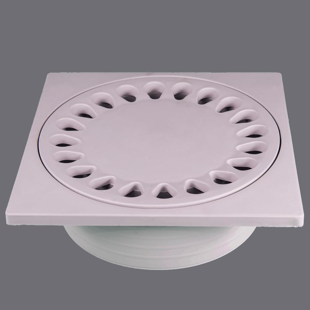 Sifon pardoseala Eurociere, inox, 25 x 25 cm