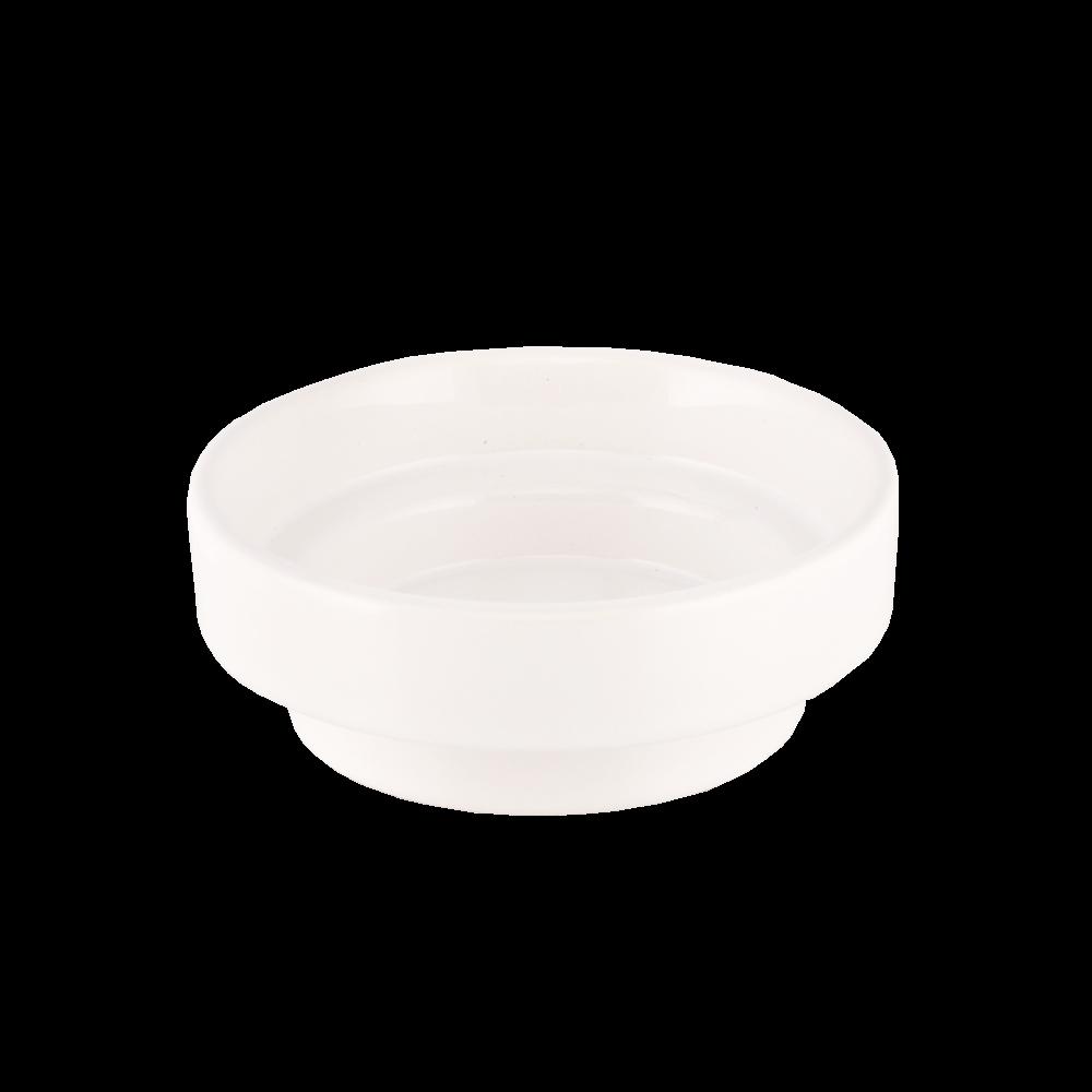Savoniera Romtatay Martins, ceramica, alb, 11 x 5 x 13 cm mathaus 2021